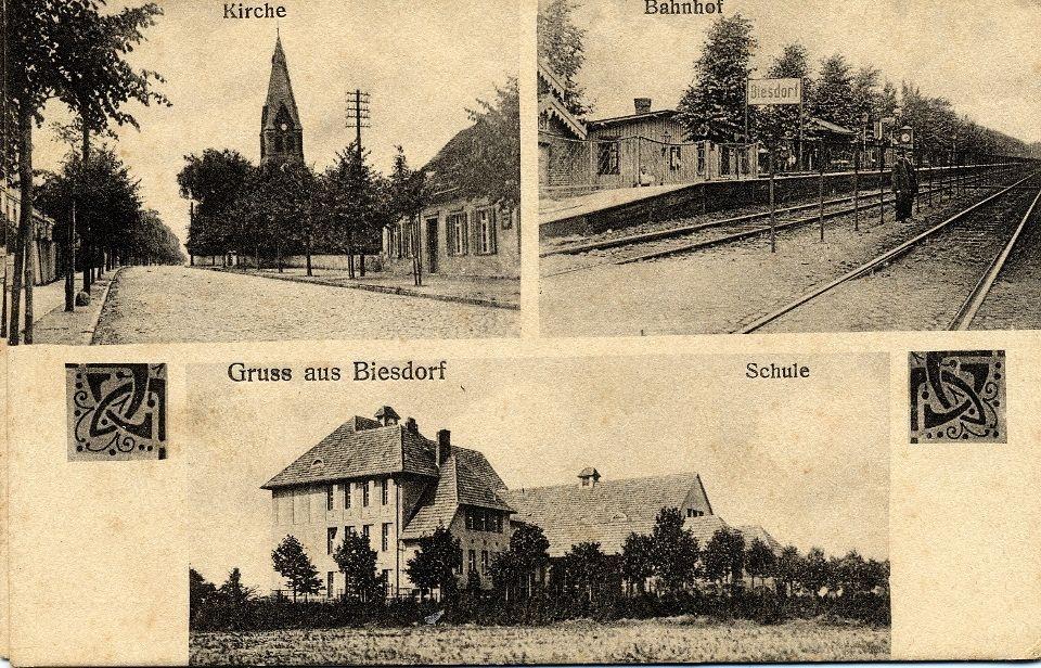 Bezirksmuseum Marzahn Hellersdorf Ansichtskarte