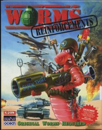 Worms : Reinforcements