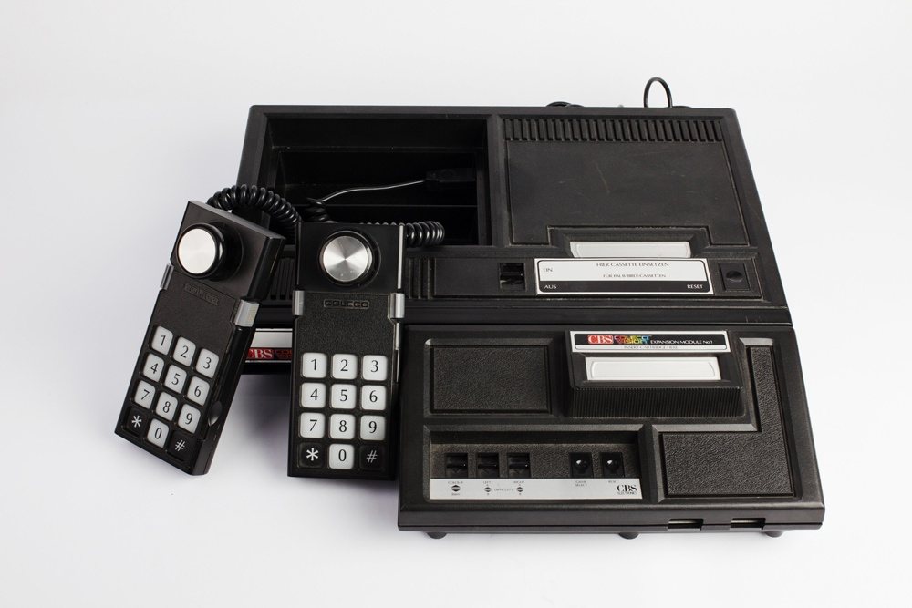 ColecoVision (Computerspielemuseum Berlin CC BY-SA)
