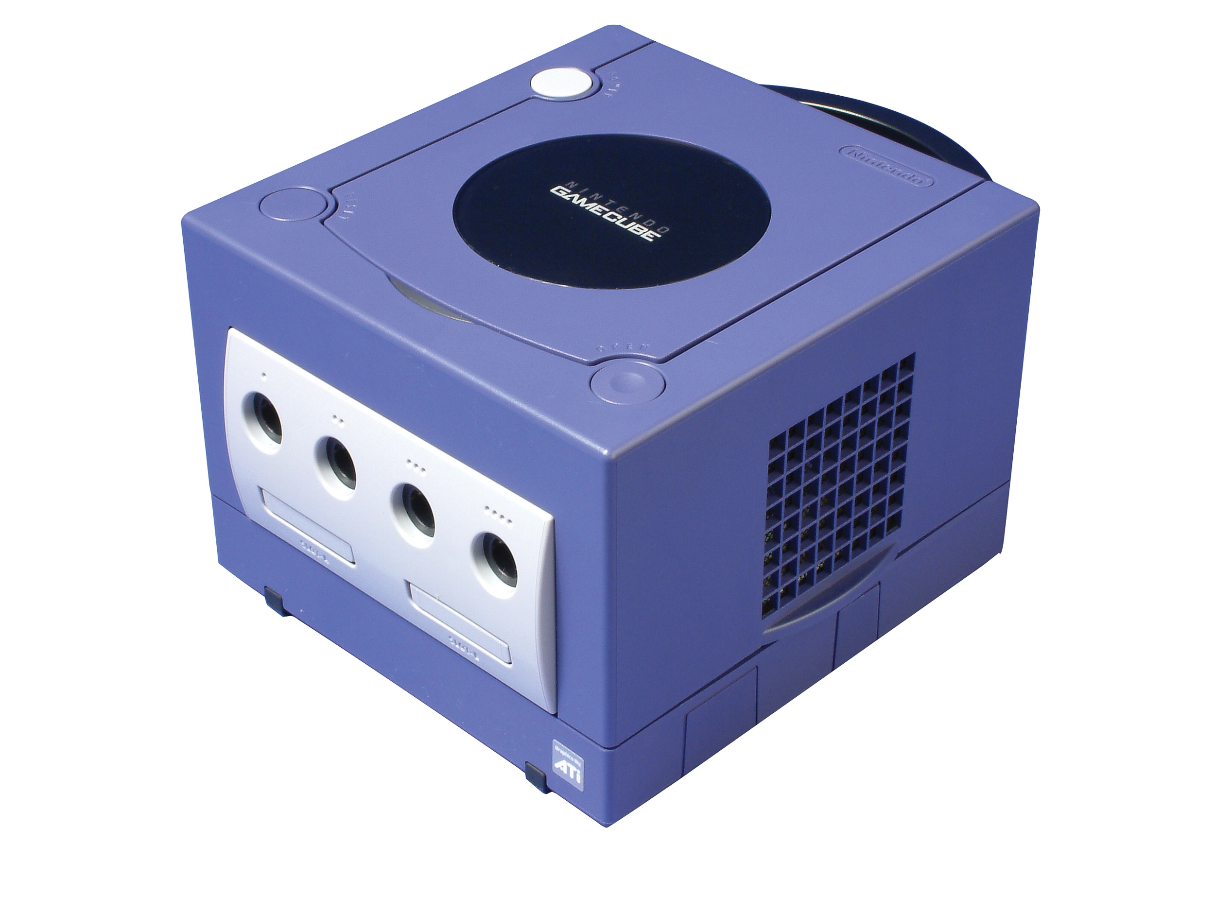 Nintendo GameCube (Computerspielemuseum Berlin CC BY-SA)