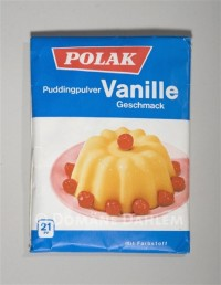 Verpackung Puddingpulver Vanille