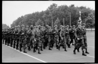 s/w-Fotografie: Recognition Day der U.S. Army Berlin Brigade in ...