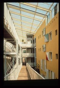 Diapositive: Köpenicker Str. 190-193, 1989