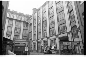 Kleindienst Berlin fhxb friedrichshain kreuzberg museum kleinbildnegativ druckerei